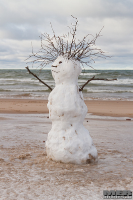 Frosty in the Keweenaw Series