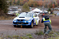 Lake Superior Performance Rally - 2009